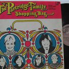 PARTRIDGE FAMILY latin america LP SHOPPINGBAG Rock LABEL IN SPANISH TOO BELL