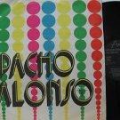 PACHO ALONSO latin america LP S/T SELF SAME UNTITLED AREITO