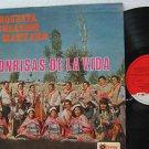 ORQUESTA SENSACION DEL MANTARO latin america LP ONRISAS DE LA VIDA VIRREY
