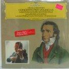 NICOLO PAGANINI germany LP CONCERTO PER VIOLINO N.5 Classical DEUSTCHE GRAMMOPHO