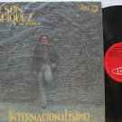 NELSON HENRIQUEZ latin america LP INTERNACIONALISIMO VICTORIA