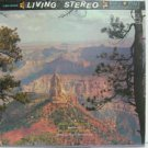 MORTON GOULD usa LP GRAND CANYON SUITE Classical RCA-LIVING-STEREO excellent