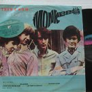 MONKEES latin america LP THEN & NOW Rock LABEL IN SPANISH TOO ARISTA