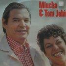 MIUCHA & TOM JOBIM brazil LP S/T SELF SAME UNTITLED PRIVATE