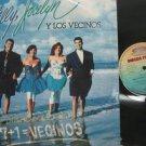MILLY JOSELIN Y LOS VECINOS latin america LP 7+1=VECINOS DISCOS-PEARLA