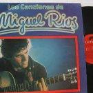 MIGUEL RIOS latin america LP LAS CANCIONES Rock LABEL IN SPANISH TOO POLYDOR