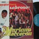MARIANO MERCERON latin america LP EL FEO QUE TOCA SABROSO RCA