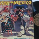 MARIACHI MIGUEL DIAZ latin america LP FIESTA EN MEXICO Mexican AUDIO-FIDELITY