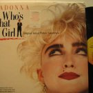 MADONNA usa LP WHO'S THAT GIRL Pop PROMO SIRE excellent
