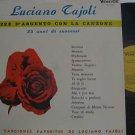 LUCIANO TAJOLI latin america LP 16 CANCIONES FAVORITAS Vocal VENEVOX