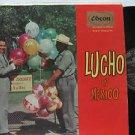 LUCHO GATICA latin america LP IN MEXICO ODEON
