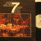 LOUIE BELLSON usa LP 7 Jazz CONCORDE