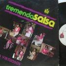 LOS VIRTUOSOS latin america LP TREMENDA SALSA PRIVATE
