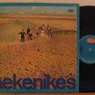 LOS PEKENIKES venezuela LP S/T SELF SAME UNTITLED Rock ORIGINAL ORBE