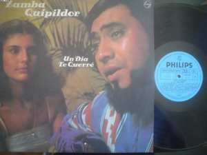 ZAMBA QUIPILDOR LP UN DIA TE QUERRE ARGENTINA_49353