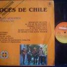 VOCES DE CHILE LP POR LOS SEND ARGENTINA_57558