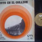 TROVADORES DE CUYO-VOCES DE UCO  FOLKLORE LP CUYO ARGEN