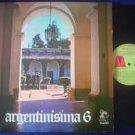 QUILLA HUASI-SUQUIA- MONGES FOLKLORE LP ARGENTINISIMA