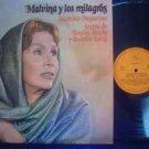 MALVINA PASTORINO-MACCHI FALU  LP Y LOS MILAGROS ARGENT