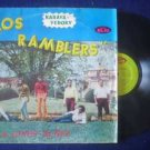 LOS RAMBLERS LP KARAYA YEROK PARAGUAY ARGENTINA_47232