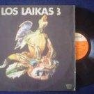 LOS LAIKAS LP 3 BOLIVIA ARGENTINA_44970