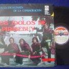 LOS IDOLOS DE PIRIBEBUY  LP CANTA HNOS ALCARAZ PARAGUAY