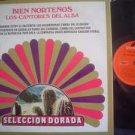 LOS CANTORES DEL ALBA LP BIEN NORTENO ARGENTINA_22281