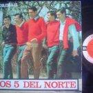 LOS 5 DEL NORTE LP ASI CANTAN FOLKLORE ARGENTINA_53764
