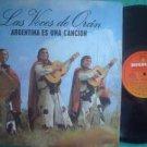 LAS VOCES DE ORAN LP ES UNA CANCION FOLK  ARGENTINA_211