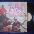 LAS VOCES DE LA COSTA LP LE DICEN CLA ARGENTINA_45486