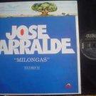 JOSE LARRALDE LP MILONGAS 3 FOLKLORE ARGENTINA_19559