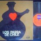 ISABEL Y ANGEL PARRA LP DE CHILE CHILE_57472