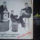 HERNAN FIGUEROA REYES LP LA VUELTA DEL SANTIAGUENO+11 A