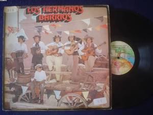 HERMANOS BARRIOS LP AMOR TE EXTRANO ARGENTINA_22624