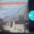 HERMANOS ABRODOS LP CURSO DE DANZAS 6 ARGENTINA_22613