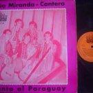 DUO MIRANDA-CANTERO LP CANTA AL PARAGUAY  ARGENTINA_537