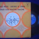 DUO LOS HACHE HACHE LP CANCIONES FOLKLORE  ARGENTINA_45