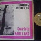 CUARTETO SANTA ANA LP CORRIENTES ARGENTINA_54682