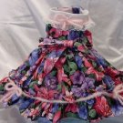 Flower Garden   XXS Dress