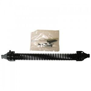 Nuvo Iron Self Closing Gate Spring 13� Long Black Part # SCGS13BLK