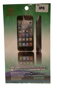 ScreenGuard Anti-Scratch Protection for iPhone 6  BUllKin