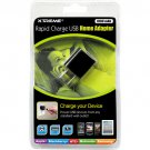 Xtreme Cables Universal Rapid Charge USB Home Adapter Charger (Black) New!