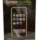 Samsung Galaxy S5 I9600 Anti - Glare Screen Protector Screen Guard