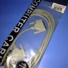 CBL,SER,DB25M-DB25F,15'Conductor Cable