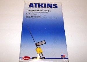 Atkins 50207-K Temp Probe Chisel Tip Immersion Type K