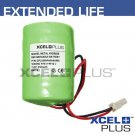 Visonic Powermax Bell Box 250mA Battery 0-9912-J for MCS-700 Siren GP250BVH6AMX