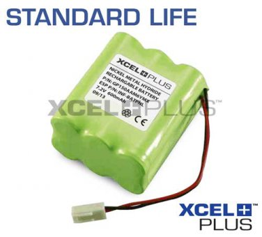 ESP Infinite PRIME Control Panel 1500mA Battery INF-BATPNL