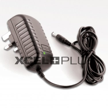 15V 1.2A Black Friedland Response Alarm Power Supply PSU for SA3, SL3 or SK3