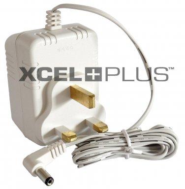 Visonic Powermax MCS-730AC 9V Siren Power Supply PSU Adapter