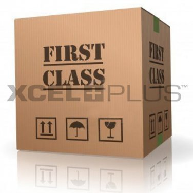Upgrade to 1st Class Postage. First Class Post for just £1.50
